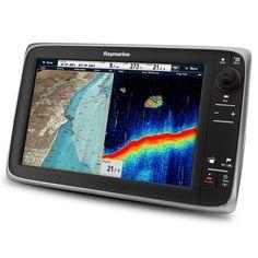 Raymarine c125 Multifunction Display - Lighthouse Navigation Charts - NOAA Vector [E70013-LNC]