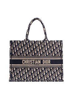 bb7acf0ecbb0a Dior Logo Embroidered Canvas Book Tote. Dior LogoFashion DesignFashion  TrendsShop MyBergdorf GoodmanWomen s ...