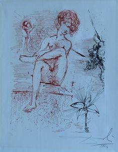 Salvador Dali Limited Edition 37
