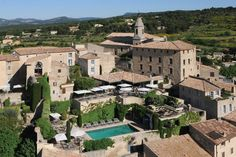 Gallerie: Das Dorf & Die Aussicht | Crillon Le Brave | Luxury Hotel Provence