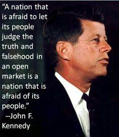 John F. Kennedy (1917-1963) 35th United States President. Our youngest chosen United States President  was killed in Dallas at the young age of 46.