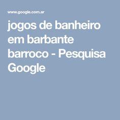 jogos de banheiro em barbante barroco - Pesquisa Google