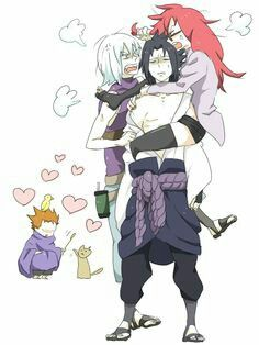 Find images and videos about funny, anime and naruto on We Heart It - the app to get lost in what you love. Naruto Shippuden Sasuke, Naruto Und Sasuke, Naruto Team 7, Naruto Cute, Naruto Funny, Naruto Comic, Anime Naruto, Otaku Anime, Manga Anime