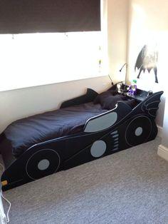 Imagem de Batmóvel Bed