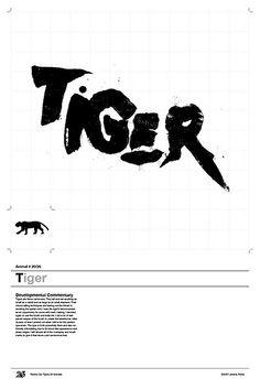tiger by jeremy pettis