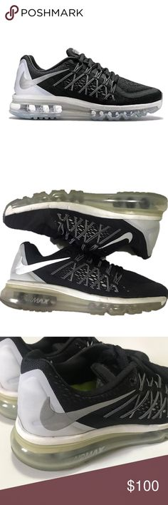 separation shoes 01135 6c1a1 Nike Air Max 2015 The iconic Nike Air Max, in the 2015 model. Released
