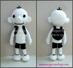 186 Besten Bekannte Figuren Häkeln Bilder Auf Pinterest Crochet
