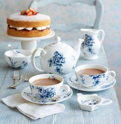 A Spot of Afternoon Tea..