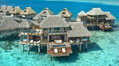 Estas cabañas sobre el mar en México son el verdadero paraíso en...