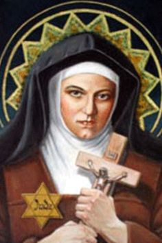 St. Teresa Benedicta of the Cross (Edith Stein)