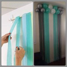 heavens-birthday-birthday-heavens/ - The world's most private search engine Party Kulissen, Baby Party, Shower Party, Baby Shower Parties, Baby Shower Themes, Party Ideas, Baby Shower Ideas For Boys Decorations, Idee Baby Shower, Baby Boy Shower