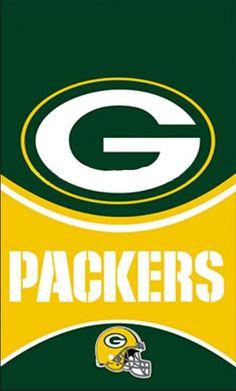 NFL Green Bay Packers Helmet Vertical Flag Banner Size 3x5FT – Best Funny Store