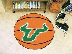 University of South Florida Basketball Mat