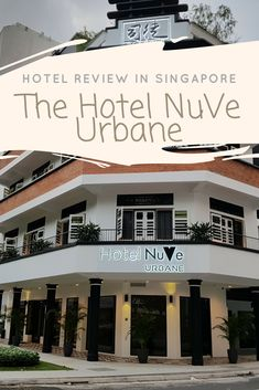The Hotel NuVe Urbane is the budget hotel that every traveller seeks when heading to downtown Singapore, check it out for yourself.