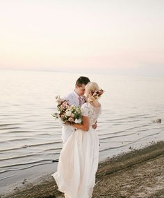 modest wedding dress with half sleeves from alta moda. --(modest bridal gown)--