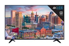 Stream web content and television shows seamlessly with the TCL Ultra HD Roku Smart LED TV Model). This television delivers 4k Uhd, Tv Without Stand, Smart Tv Samsung, 65 Inch Tvs, 4k Ultra Hd Tvs, Cable Box, Hd Led, Tv Reviews, Technology