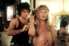 """Warren Beatty & Julie Christie, Shampoo  Honestly, who hasn't thought of bedding their hairdresser? Aside from that, Shampoo was riddled with sexual politics — it was the country's post-summer-of-love sexual reawakening. That kitchen scene? C'mon, Jack Warden says it best when he and Goldie Hawn walk in on Beatty and Christie on the floor: """"Now, that's what I call f&^@ING lim!"""""""
