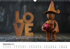 Liebe voraus! Eine Schmunzelreise - CALVENDO Kalender von Michaela Kanthak - #liebe #love #valentinstag #valentine #kalender
