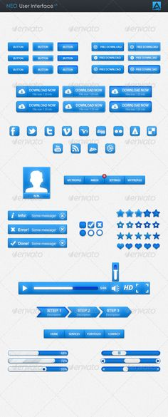 NEO User Interface v3  #GraphicRiver             Need Help?  |  If you need help editing my items or if you have any questions I am here to help you.Contact me and I will answer as fast as possible.  | Any questions about my items is well received.I'll do my best to help you out.  Do you like what I do?  | If you like what I'm doing,don't forget to follow me and sign up to my new items rss.  Contact | You can contact me through the form on this page (Email ranfirefly) or directly to my email…