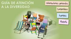 Oratio Orientation: GUIA DE ATENCIÓN A LA DIVERSIDAD.