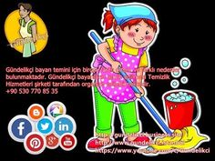 Gündelikçi Bayan ~ Ev Temizliği Sonrası ~ Temizlik Hizmetleri ~ Hamarat