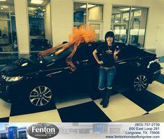 https://flic.kr/p/wojb7b | #HappyBirthday to Carlos & Brenda Oakley from Everyone at Fenton Honda of Longview! | www.fentonhondaoflongview.com/?utm_source=Flickr&utm_...