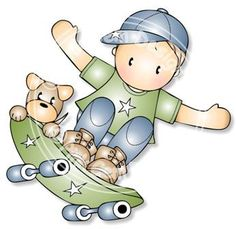 Digital Digi Skateboard Andy Stamp by PinkGemDesigns on Etsy Skate Boy, Website Design, Scrapbook, Digi Stamps, Copics, Magnolias, Sell On Etsy, Craft Fairs, Little Boys