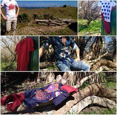 Summer Nature - INTO the WILD #shooting by FEEL Abbigliamento Ravenna