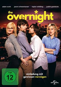 Watch The Overnight 2015 Full Movie Online Free