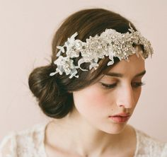 This wonderful headband can complete your special occasion.  I searched for this on bing.com/images