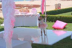angelina ballerina party