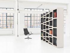 Meegroeiende boekenkast