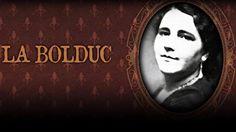 Le vrai nom de nos stars québécoises, La Bolduc,De son vrai nom Mary Travers.