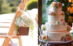 Nice wedding cake!