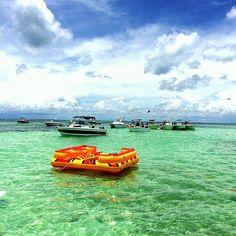 Hang out on a sandbar in #Florida