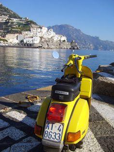 Amalfi province of Salerno , Campania region italy Sorrento, Capri Island, Vespa Px, Best Of Italy, Cinque Terre, Positano, Sardinia, Amalfi Coast, Sicily