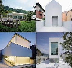 4 minimalist japanese homes