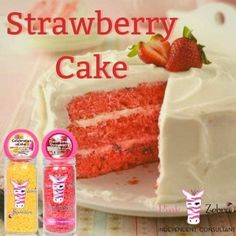 Sprinkles Recipe, Pink Zebra Sprinkles, Independent Consultant, Everything Pink, Strawberry Recipes, Scented Candles, Cake, Ideas, Kuchen