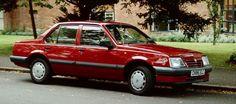 #15Vauxhall Cavalier 4 Door Saloon 1982-1988 mark 2 1598cc company car