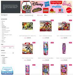 www.stuntwinkel.nl is klaar voor de Sinterklaas en Kerst. Fisher Price, Barbie, Disney, Playmobil, Barbie Dolls, Disney Art