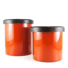 Copco Metal Canisters by Apartment528 on Etsy, $22.00