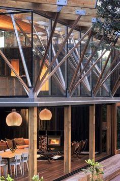 Una Casa en medio del bosque / Herbstarchitecst - Noticias de Arquitectura - Buscador de Arquitectura