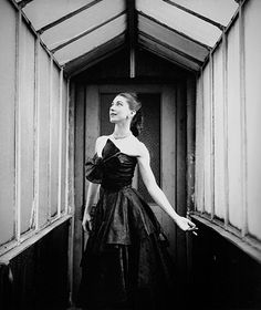 """""""Margot Fonteyn photographed by Cecil Beaton, 1949 """""""