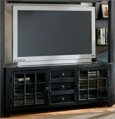 Fairview Entertainment Console 65 Inch By Hooker