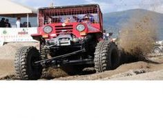 In pista a 4x4Fest i prototipi del campionato italiano Off-Road-Cross