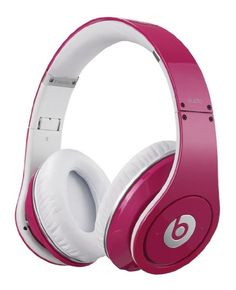 Beats over ear headphones would be super cute, comfy and awesome quality to own for my big ol ears!!