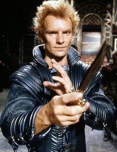 Sting as Feyd Rautha in David Lynch's Dune. I liked his winged bikini briefs. Film Science Fiction, Fiction Movies, Sci Fi Movies, Movie Tv, Sf Movies, Patrick Stewart, John Travolta, Dune Der Wüstenplanet, Cinema Art