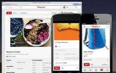 New on Pinterest: RICH PINS that promote product pricing, availability, and retail location.