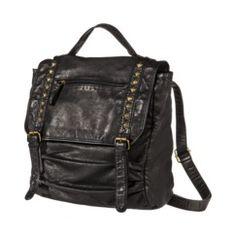 Xhilaration® Stud Square Backpack - Black Quick Information