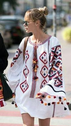Folk Fashion, Kimono Fashion, Hippie Style, Bohemian Style, Boho Hippie, Hippy Chic, Boho Chic, Estilo Folk, Boho Outfits